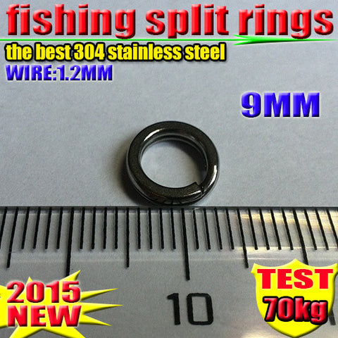 Fishing Split Rings Online