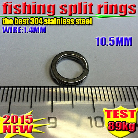 Fishing Split Rings Tackle