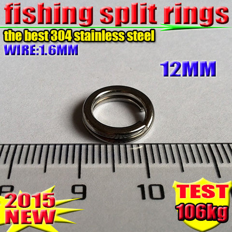 Fishing Split Rings Tackle Online