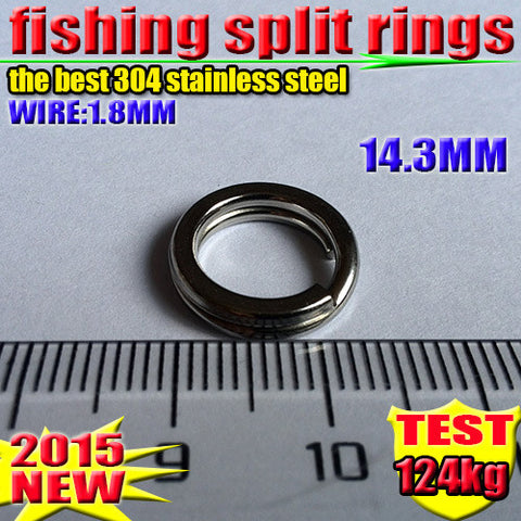 buy Fishing Split Rings tackle online