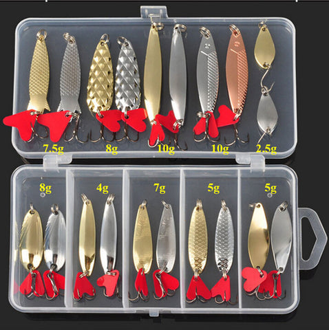 buy Plastic Metal Bait Soft Lure Kit online