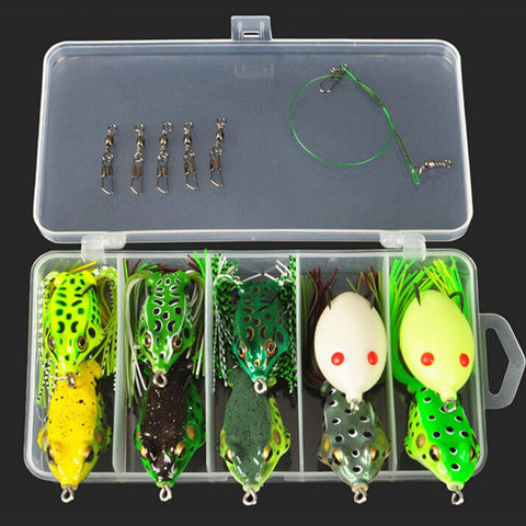 Plastic Metal Bait Soft Lure