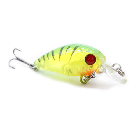 Fishing lure minnow bait fishing wobblers