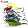 Image of SEALURER Brand Crankbait Fishing Lure 5.5cm 8G High Quality Winter Wobbler VIB F