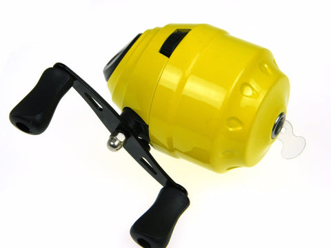 Yellow bowfish Baitcasting Spin Cast Fishing Reel