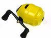 Image of Yellow bowfish Baitcasting Spin Cast Fishing Reel