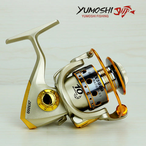 fishing spinning reel 1000-7000 series