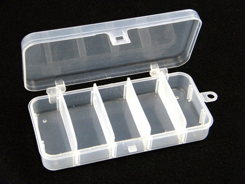 Plastic Fishing Tackle Box For Lure Fishing Accessaries
