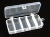 Image of Plastic Fishing Tackle Box For Lure Fishing Accessaries