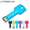 Image of Key Shaped USB Drives