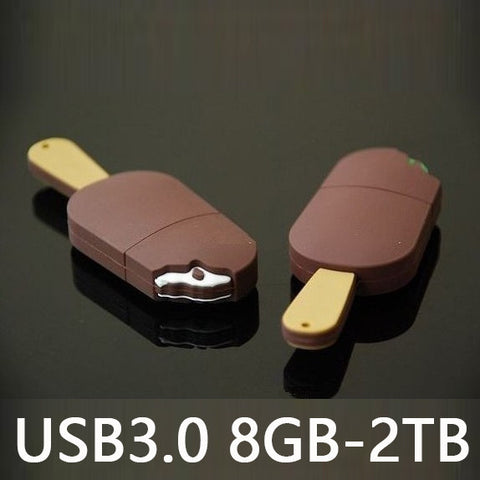 Ice Cream USB 3.0 Flash Drive