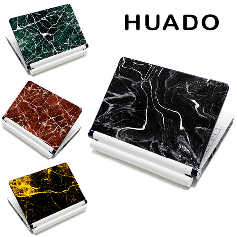 New Marble laptop skin Cover Sticker For HP/ Acer/ Dell /ASUS/ Mi Universal Lapt