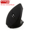 Image of Wireless Vertical Mouse Ergonomic Micro USB Input Built-in Li-Lion Battery Wrist