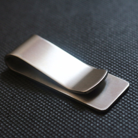 High Quality Stainless Steel Metal Money Clip