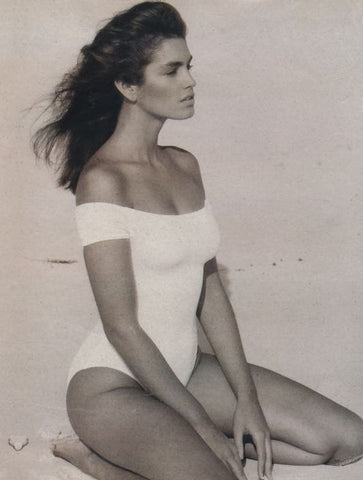 quotes cindy crawford 90s