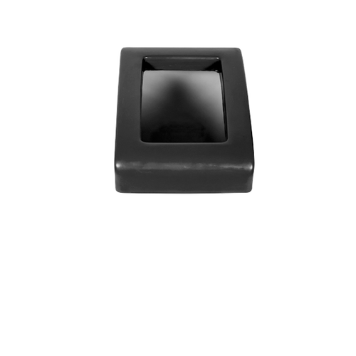 Square Hole Black