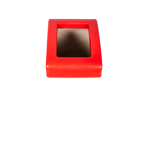 Square Hole Red