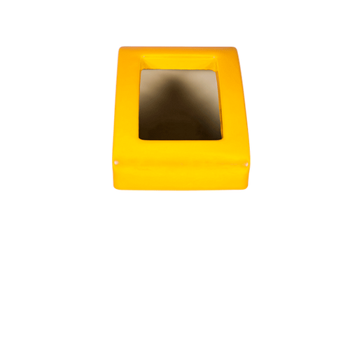 Square Hole Yellow