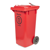 WHEELIE BIN SECURITY STAND 240
