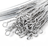 BULK PRICING - CL3X4.8 – CUT & LOOPED BALER WIRE 25KG COILS