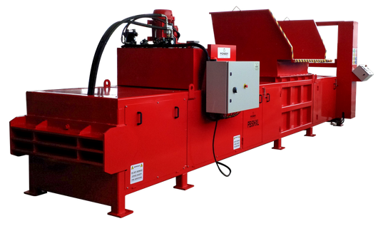 PB50H HORIZONTAL MANUAL TIE BALER