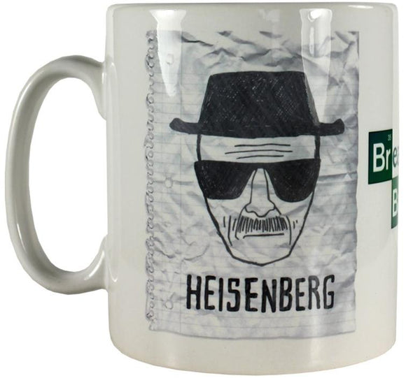 Tazza - Breaking Bad - Heisenberg Wanted