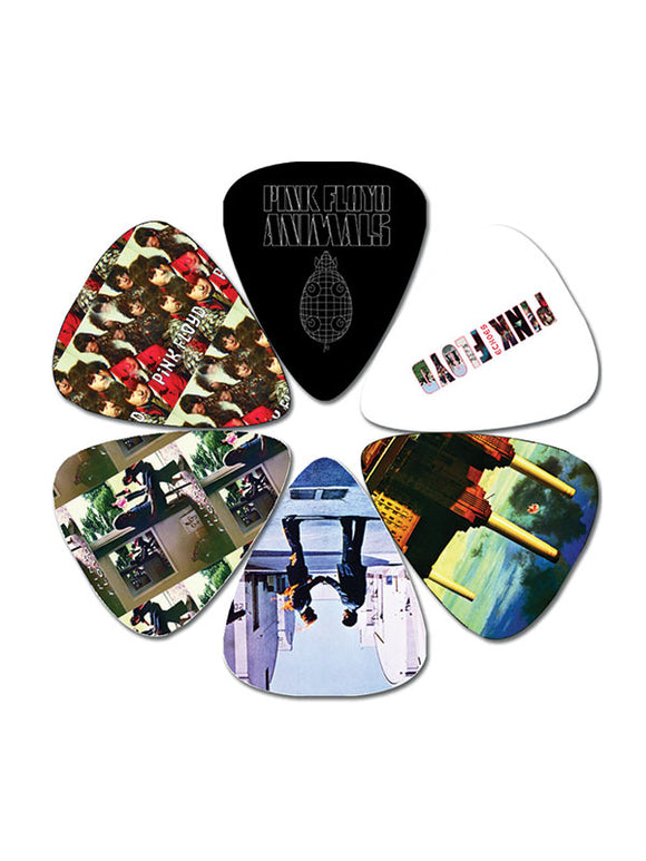 Plettri - Pink Floyd - Animals 6 Pack (Set 6 Plettri)
