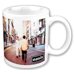 Oasis - Definitely Maybe (Tazza)