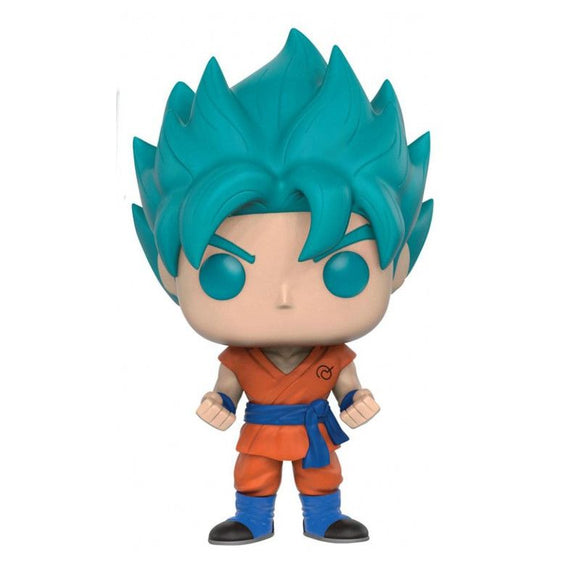 Funko POP - Dragon Ball Z - Super Saiyan Goku Blue (121 Limited)