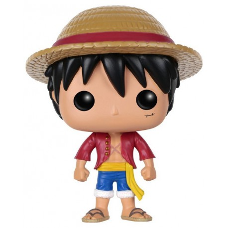 Funko POP - One Piece - Monkey D Luffy