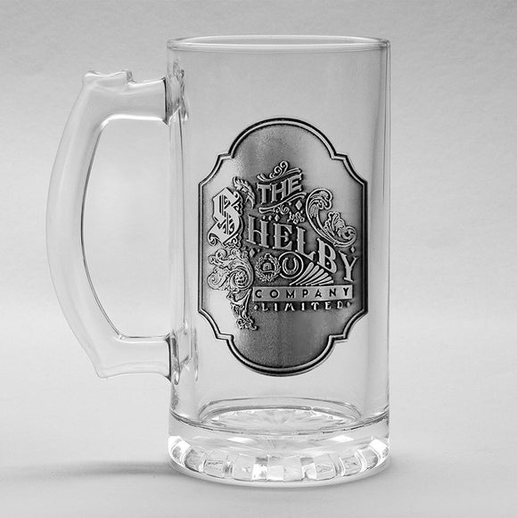 Boccale - Peaky Blinders -  The Shelby Company Glass Stein