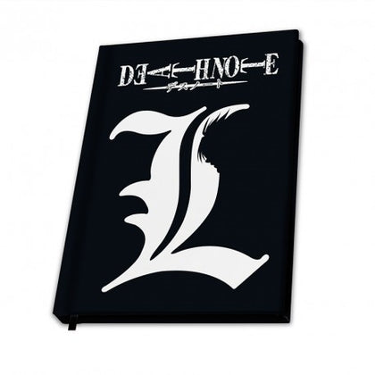 Quaderno - Death Note - L (A5)