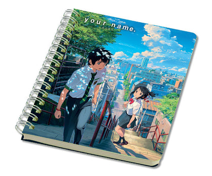 Quaderno - Your Name - Incontro (Block Notes)