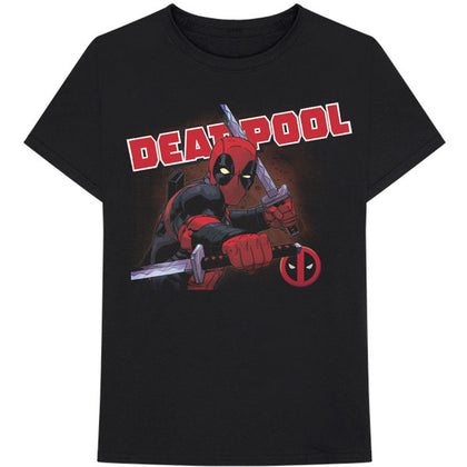 T-Shirt - Marvel - Deadpool Cover