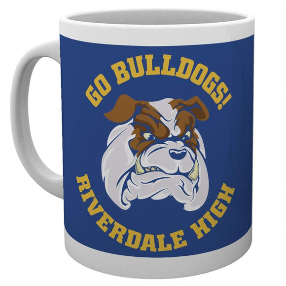 Tazza - Riverdale - Go Bulldogs