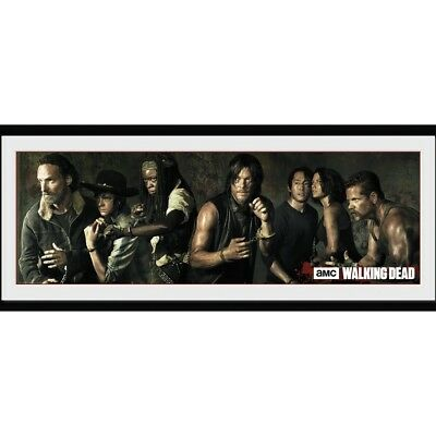 Quadro - Stampa In Cornice - The Walking Dead - Survivors