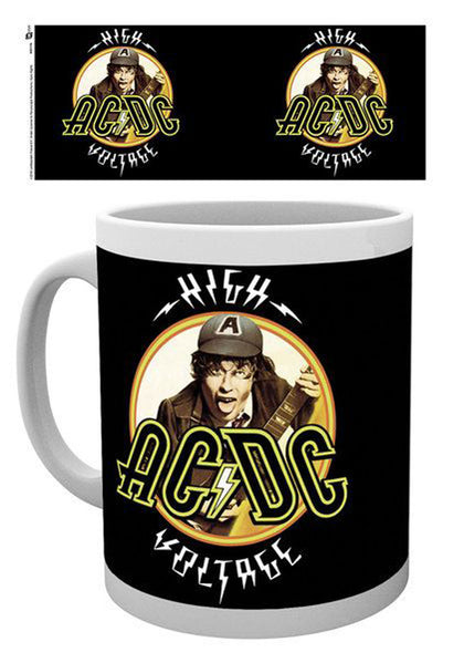 Tazza - AC/DC - High Voltage