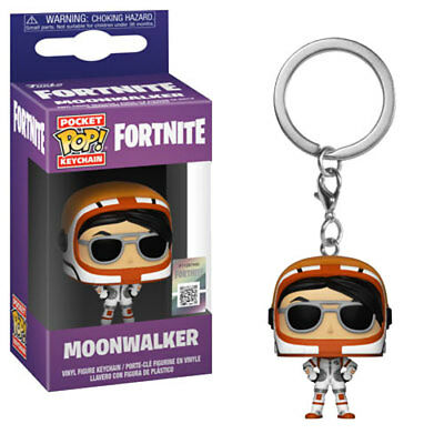Portachiavi - Funko Pocket Pop - FORTNITE - MOONWALKER 4CM