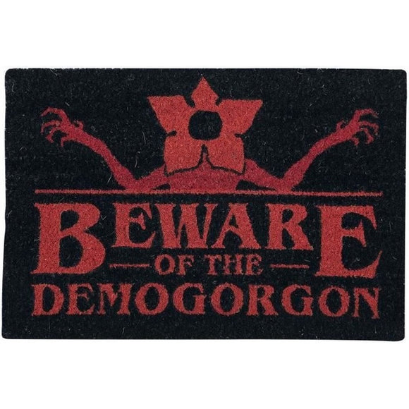 Zerbino - Stranger Things - Beware Of The Demogorgon