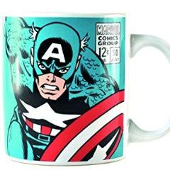 Tazza - Marvel - Capitan America