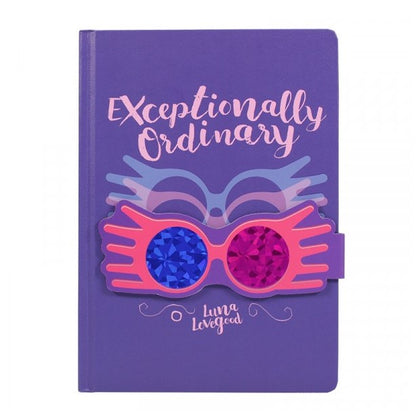 Quaderno - Harry Potter (Luna Lovegood) (A5) Notebook