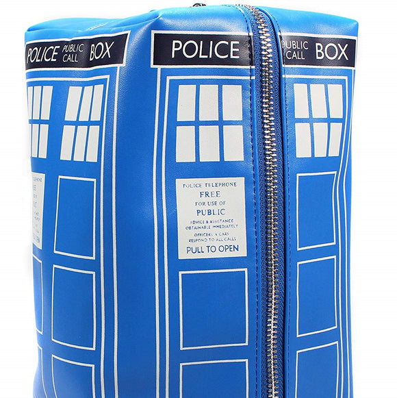Borsa - DOCTOR WHO - WASHBAG - DR WHO (TARDIS)