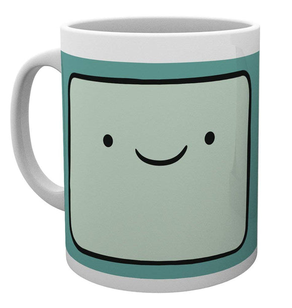 Tazza - Adventure Time - Beemo Face
