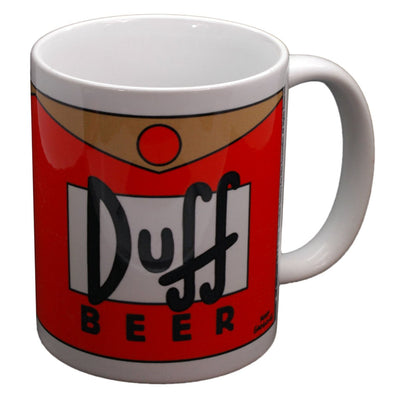 Tazza - Simpsons - Duff Beer