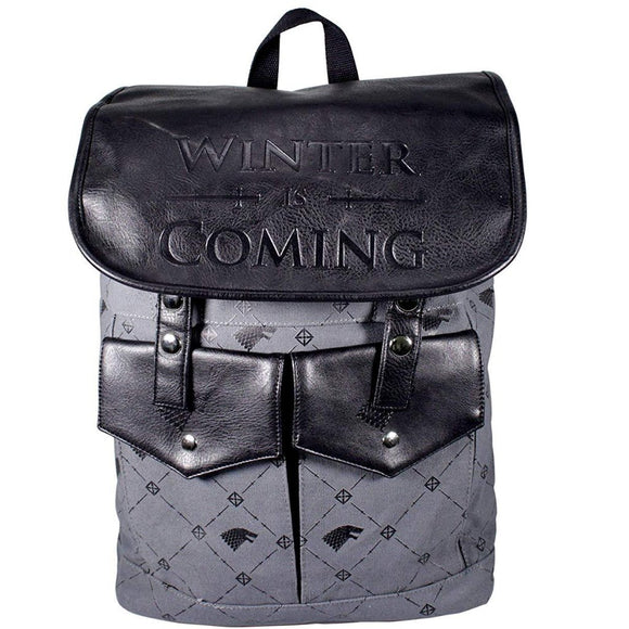 Zaino - Game Of Thrones -  Stark Rucksack