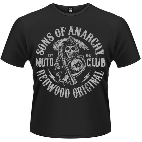 T-Shirt - Sons Of Anarchy - Moto Reaper