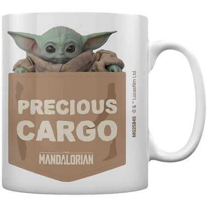 Tazza - Star Wars - The Mandalorian (Precious Cargo)