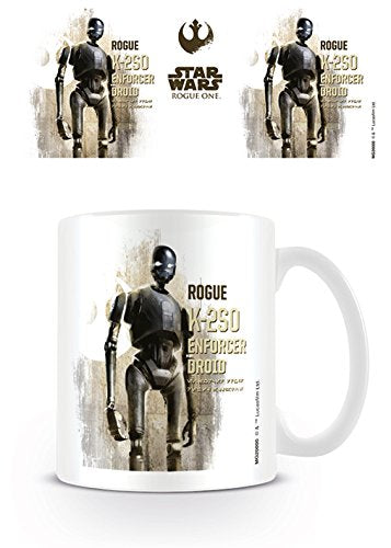 Tazza - Star Wars - Rogue One - k 2s0