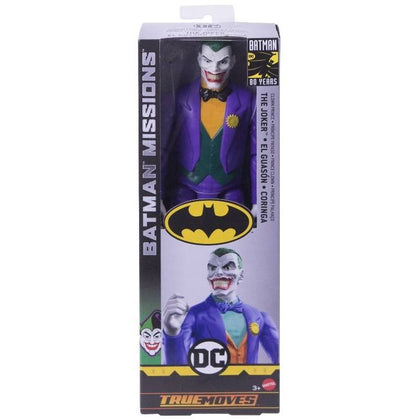 Figure - Mattel GCK91 - Batman - 30 Cm Crime Clown Joker