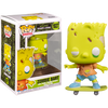 FUNKO POP - 	THE SIMPSONS - 1027 ZOMBIE BART 9CM